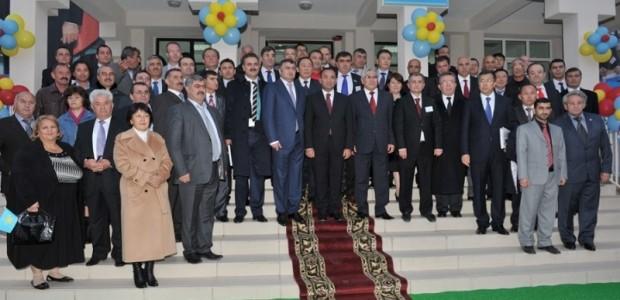 Başbakan Yardımcısı Bekir Bozdağ Kazakistan'da  - 4