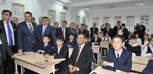 Başbakan Yardımcısı Bekir Bozdağ Kazakistan'da  - 3