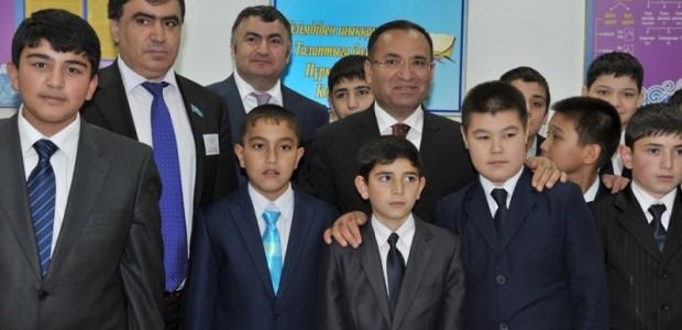 Başbakan Yardımcısı Bekir Bozdağ Kazakistan'da  - 2