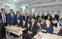 Başbakan Yardımcısı Bekir Bozdağ Kazakistan'da
