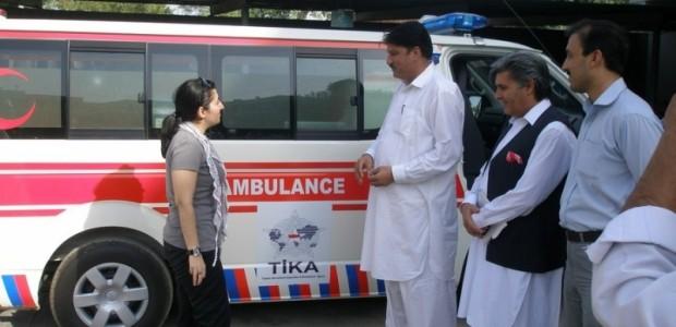 TİKA Pakistan'da Hayat Kurtarıyor  - 6