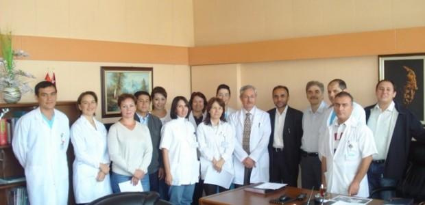 TİKA'da Özbekistan'da Sürdürülebilir Sağlık İşbirliği Projelerine Devam Ediyor  - 9
