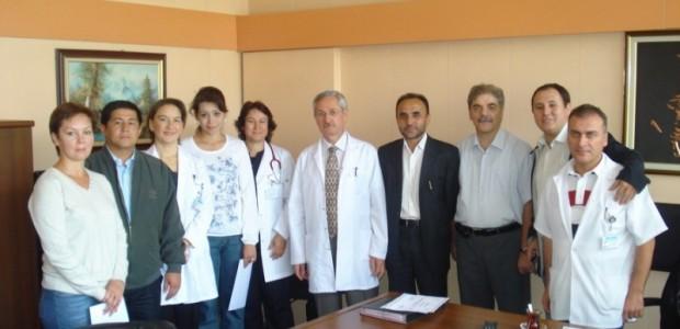 TİKA'da Özbekistan'da Sürdürülebilir Sağlık İşbirliği Projelerine Devam Ediyor  - 8