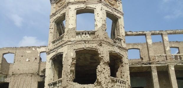 Afganistan'da Tarih ve Mimari Buluşuyor  - 10