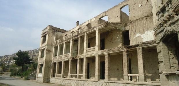 Afganistan'da Tarih ve Mimari Buluşuyor  - 4