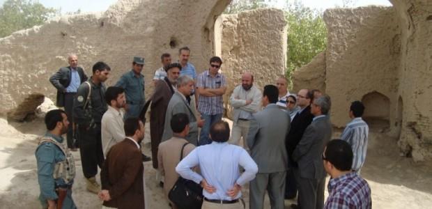 Afganistan'da Tarih ve Mimari Buluşuyor  - 3