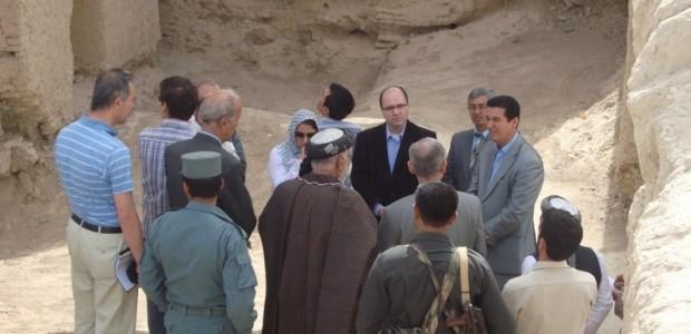 Afganistan'da Tarih ve Mimari Buluşuyor  - 2
