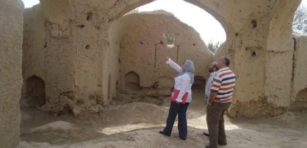 Afganistan'da Tarih ve Mimari Buluşuyor  - 1