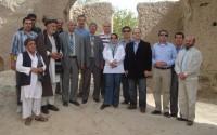 Afganistan'da Tarih ve Mimari Buluşuyor