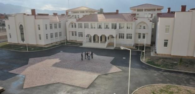 TİKA'dan Kazaksitan'a Dev Yatırım: Kazak-Türk Lisesi  - 13