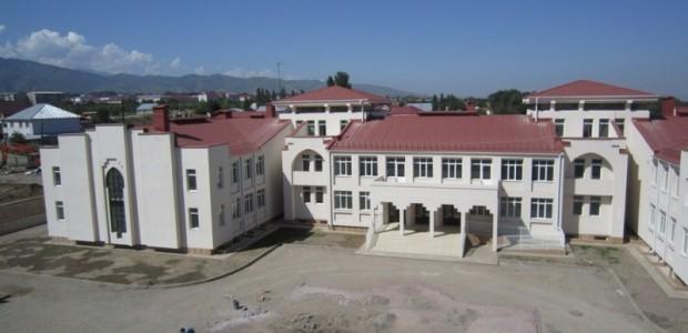 TİKA'dan Kazaksitan'a Dev Yatırım: Kazak-Türk Lisesi  - 8