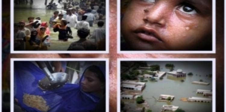 Türkiye, Pakistan'da Yaşanan Sel Felaketlerine Duyarsız Kalmadı