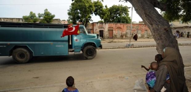 Mogadişu Caddelerinde Türkiye Coşkusu  - 7