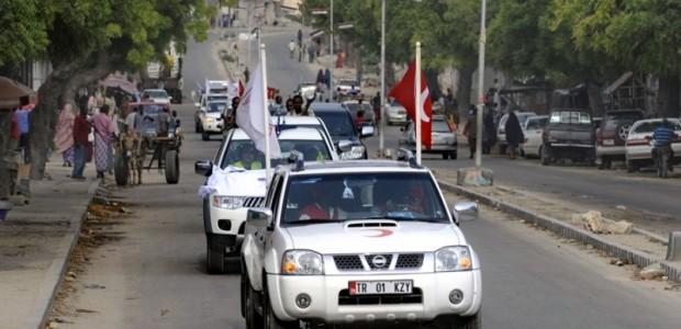 Mogadişu Caddelerinde Türkiye Coşkusu  - 3