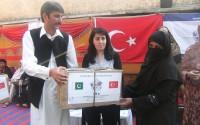 TİKA'dan Pakistan'da Kadın İstihdamına Destek