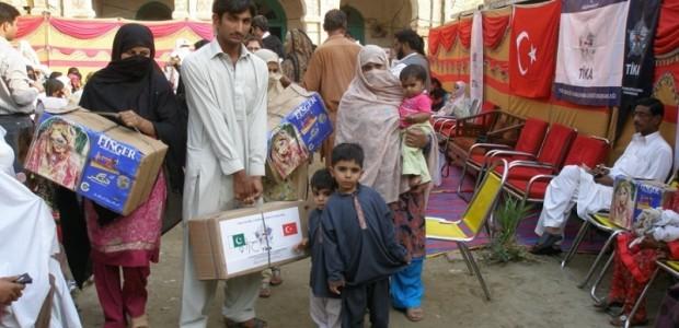TİKA'dan Pakistan'da Kadın İstihdamına Destek  - 2