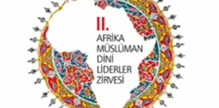 Afrika Kıtası Dini Liderler Zirvesi Başladı