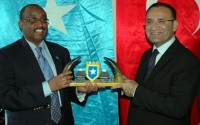 Başbakan Yardımcısı Bekir Bozdağ Somali'de