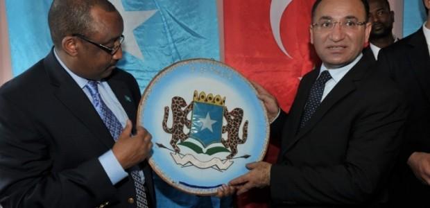 Başbakan Yardımcısı Bekir Bozdağ Somali'de  - 18