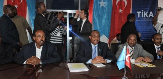 Başbakan Yardımcısı Bekir Bozdağ Somali'de  - 17