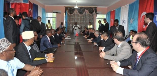 Başbakan Yardımcısı Bekir Bozdağ Somali'de  - 16