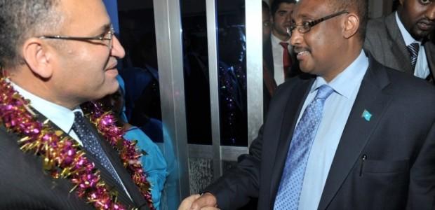 Başbakan Yardımcısı Bekir Bozdağ Somali'de  - 13