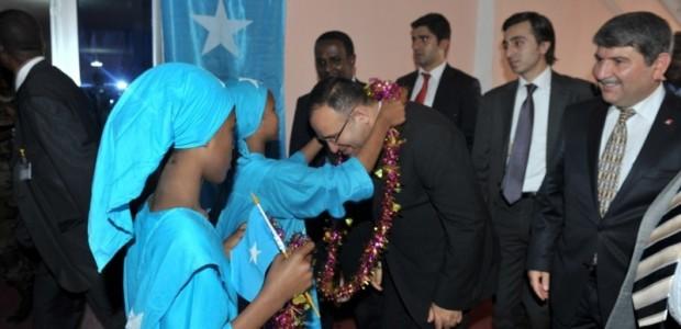 Başbakan Yardımcısı Bekir Bozdağ Somali'de  - 12