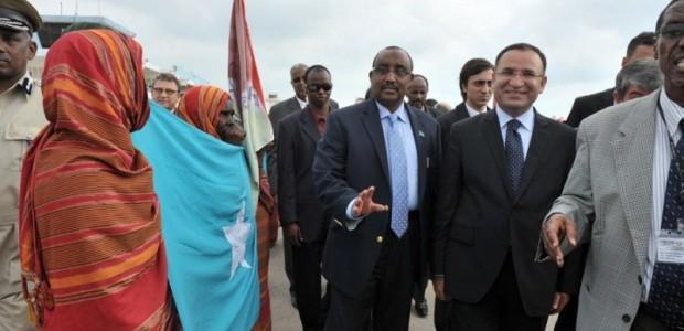 Başbakan Yardımcısı Bekir Bozdağ Somali'de  - 11
