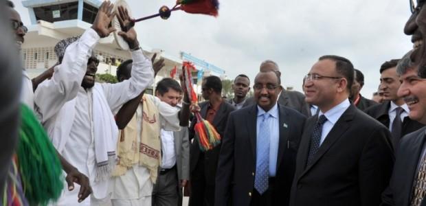 Başbakan Yardımcısı Bekir Bozdağ Somali'de  - 8