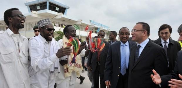 Başbakan Yardımcısı Bekir Bozdağ Somali'de  - 7