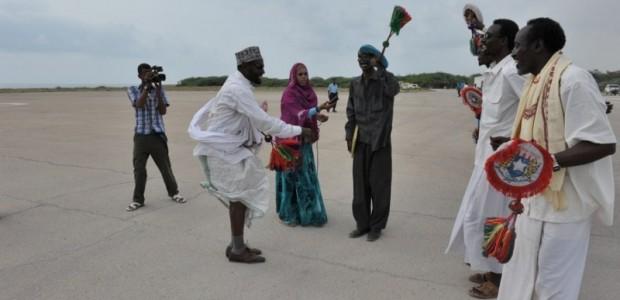 Başbakan Yardımcısı Bekir Bozdağ Somali'de  - 6