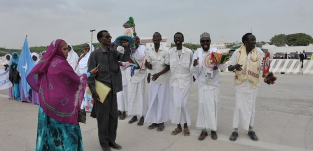 Başbakan Yardımcısı Bekir Bozdağ Somali'de  - 5