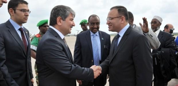 Başbakan Yardımcısı Bekir Bozdağ Somali'de  - 3