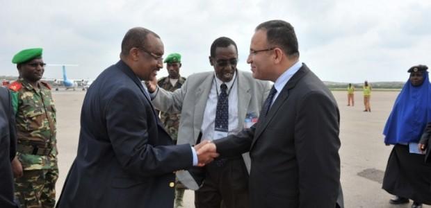 Başbakan Yardımcısı Bekir Bozdağ Somali'de  - 2