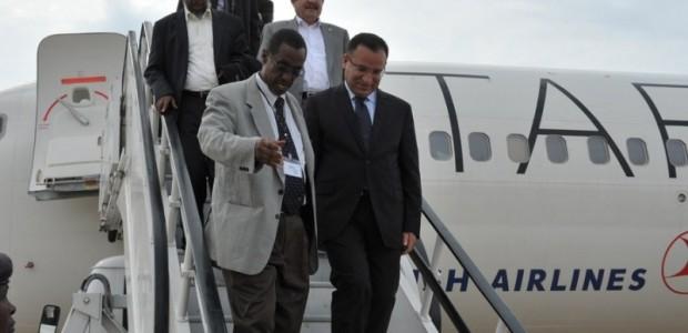 Başbakan Yardımcısı Bekir Bozdağ Somali'de  - 1