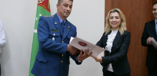 """TİKA'dan Uluslararası Polis Eğitimi İşbirliğine Bir Örnek Daha: """"İnsan Ticareti Suçu Soruşturma Teknikleri Eğitim Programı""""  - 5"""
