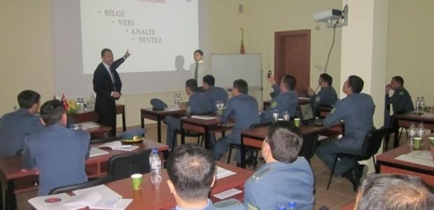 """TİKA'dan Uluslararası Polis Eğitimi İşbirliğine Bir Örnek Daha: """"İnsan Ticareti Suçu Soruşturma Teknikleri Eğitim Programı""""  - 3"""