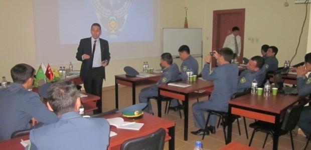 """TİKA'dan Uluslararası Polis Eğitimi İşbirliğine Bir Örnek Daha: """"İnsan Ticareti Suçu Soruşturma Teknikleri Eğitim Programı""""  - 1"""