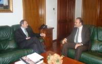 Arnavutluk Cumhuriyeti Turizm, Kültür, Gençlik ve  Spor  Bakanı'ndan TİKA'ya Teşekkür