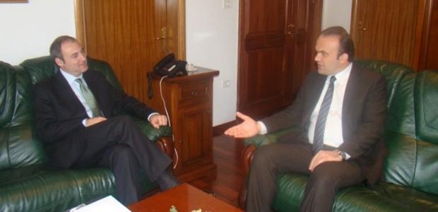 Arnavutluk Cumhuriyeti Turizm, Kültür, Gençlik ve  Spor  Bakanı'ndan TİKA'ya Teşekkür  - 1