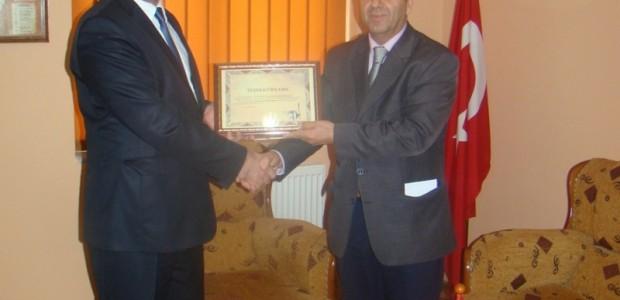 Arnavutluk İşkodra Sheh Shamia Lisesi'ne Malzeme Desteği   - 1