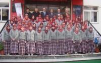 Arnavutluk İşkodra Sheh Shamia Lisesi'ne Malzeme Desteği