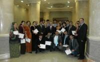 Türkmenistan  Medyasına TİKA'dan Destek