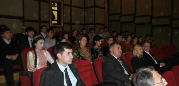 Türkmenistan  Medyasına TİKA'dan Destek  - 4