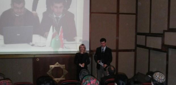 Türkmenistan  Medyasına TİKA'dan Destek  - 3