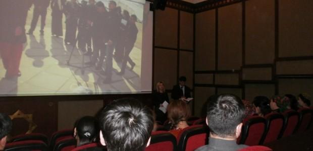 Türkmenistan  Medyasına TİKA'dan Destek  - 2