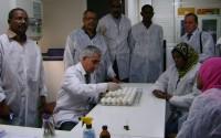 Sudan İlaç ve Zehir Kurulu Kurumsal Kapasite Arttırım Programının 2.aşaması Tamamlandı