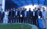 TİKA'dan Afganistan İslam Cumhuriyeti Maliye Bakanlığı Personeline Eğitim Programı