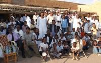 Sudan'da Temiz Suya Doğrudan Erişim İçin 41 Adet Su Kuyusu