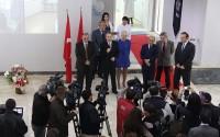 """TİKA Arnavutluk'ta Bir """"İlk"""" Gerçekleştirdi"""